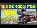 Download ALTIS LIFE | VOITURE DE SPORT, POLICE & G27 ! | ARMA 3 MOD Video