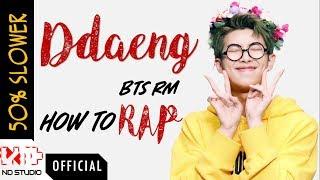Cover] BTS 방탄소년단 RM, SUGA, J-HOPE - 땡 DDAENG (+English