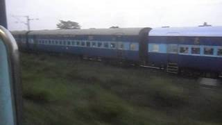 Download Very Rare Race Between Two Trains Ajmer Sealdah Express And JMP Express At Very High Speed!!! Video