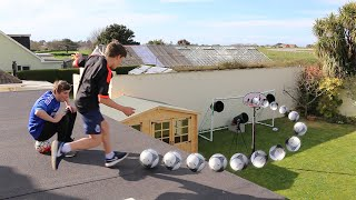 Download ROOF TOP FOOTBALL CHALLENGES Video