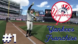 Download R.B.I. Baseball 18 Yankees Franchise #1 ~ ALL RISE FOR OPENING DAY Video