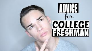 Download Advice for College Freshman| Life Saving Tips Video