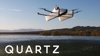 Download Meet the Flyer, Larry Page's fun little flying car Video