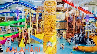 Download Wisconsin Dells Kalahari Indoor Water Park & Theme Park Video