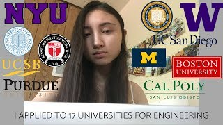 Download MY 17 COLLEGE DECISION REACTIONS 2018 (UCLA, UCB, NYU, UM, BU, UCSD, and more!) Video