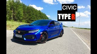 Download 2018 Honda Civic Type R Review - Inside Lane Video