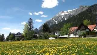 Download Gnadenwald in der Region Hall-Wattens Tirol Österreich Video