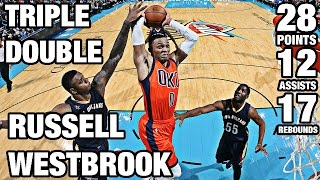 Download Russell Westbrook Highlights vs Pelicans | 12.04.16 Video