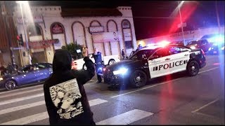 Download CAR MEET TURNS INTO WARZONE! Guns Pulled & Arrested Video