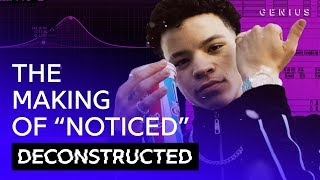 Download The Making Of Lil Mosey's ″Noticed″ With Royce David | Deconstructed Video