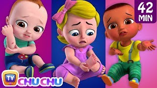 Download The Boo Boo Song + More ChuChu TV Baby Nursery Rhymes & Kids Songs Video