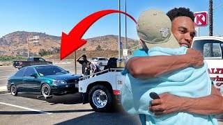 Download I BOUGHT MY BROTHER HIS DREAM CAR... AND IT BROKE! Video