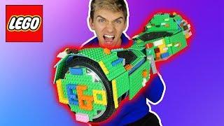 Download LEGO HOVERBOARD MOD!! Video
