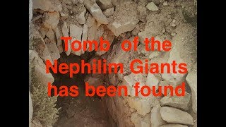 Download Ancient King and Queen Nephilim Giants Tomb found by John Brewer Video