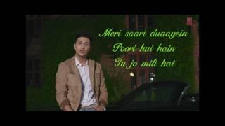 Download Tere Naam Zack Knight Lyrics with English Translations HD Video