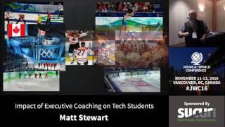 Download JWC 2016 - Impact of Executive Coaching on Tech Students - Matt Stewart Video