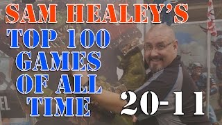 Download Sam Healey's Top 100 Games of All Time: #20 - #11 Video