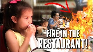 Download A Fire during our Dinner! - itsjudyslife Video