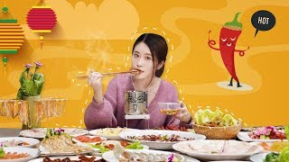 Download E41 Ms Yeah's New Year's Eve Dinner in Office - Super Hot Pot Video