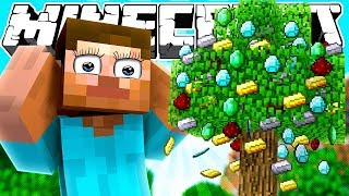 Download If Ores Grew On Trees - Minecraft Video