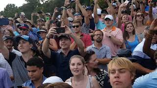 Download *Fan Footage* 2018 PGA Tour Championship Day 4 | East Lake Golf Course | 18th Hole Tiger Woods Video