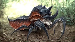 Download 10 Terrifying PREHISTORIC BUGS And INSECTS Video