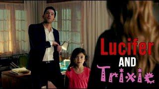 Download Lucifer & Trixie // Hello Again Small Human Video