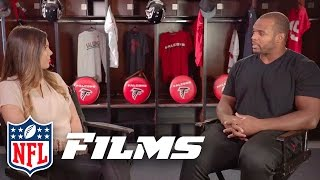 Download Katie Nolan Sits Down With the Spin Master Dwight Freeney | NFL Films Presents Video