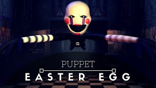 Download How to catch ″The Puppet″ (or Marionette) on camera in Five Nights at Freddy's 2 Video