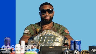 Download 10 Things UFC Champion Tyron Woodley Can't Live Without | GQ Video