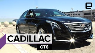Download 2016 Cadillac CT6 Review Video
