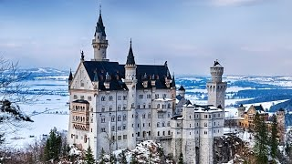Download Neuschwanstein: The Reality of Building Fantasy | The B1M Video