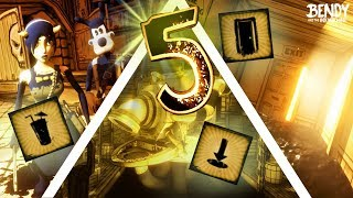Download Bendy Chapter 5 Achievement analysis & Predictions (Bendy & the Ink Machine) Video