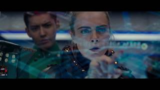 Download Valerian and The City of A Thousand Planets Official Clip ″Wall″- Now Playing! Video