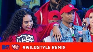 Download B. Simone & Zoie vs. Pretty Vee & HiMyNamesTee 🔥 | Wild 'N Out | #WildstyleREMIX Video