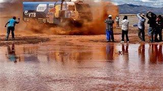 Download Rally Dakar 2015 trucks Argentina Bolivia Chile Video