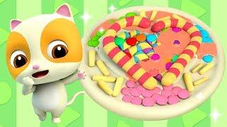 Download Lagu Membuat Pizza Terbaru | Kumpulan Film Bayi Panda & Bayi Kucing | BabyBus Bahasa Indonesia Video