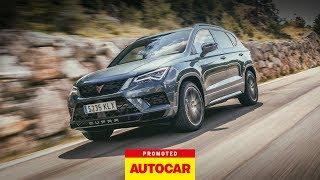 Download Sponsored: Cupra Ateca driven | Autocar Video