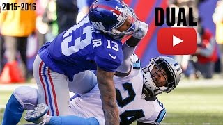 Download Odell Beckham Jr. vs Josh Norman Highlights (6 Flags Thrown) Video