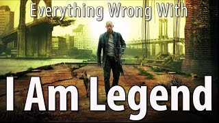 Download Everything Wrong With I Am Legend In 12 Minutes Or Less Video