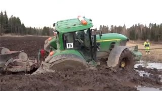 Download Intelligent Modern Plowing Farming Tractor Technology Video
