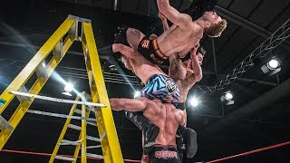 Download 4-Way Tag Team Title Ladder Match (True Destiny 2017) Video