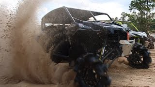 Download BIG TURBO MAVERICK IN THE SAND DRAGS Video