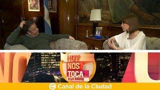 Download El debate del Aborto: Entrevista a Adolfo Rubinstein - Hoy nos toca a la Noche Video