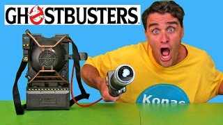 Download Ghostbusters Proton Pack Projector ! || Toy Review || Konas2002 Video