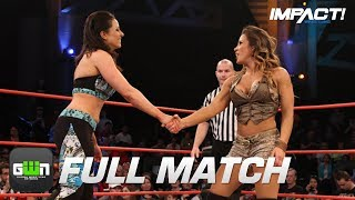 Download Mickie James vs Serena: FULL MATCH (Knockouts Knockdown 2013) | IMPACT Wrestling Full Matches Video