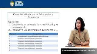 Download UTPL CARACTERÍSTICAS DE LA EDUCACIÓN A DISTANCIA [(TODAS LAS CARRERAS)(METODOLOGÍA DE ESTUDIO)] Video