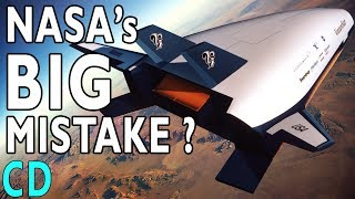 Download NASA's Big Mistake - The X-33 VentureStar Replacement Shuttle Video