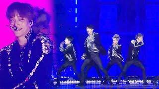 Download EXO, 무대 위 거칠게 폭발하는 남성미 'Run This' @2017 SBS 가요대전 2부 20171225 Video