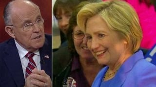 Download Rudy Giuliani: Clinton is 'dying by a thousand cuts' Video